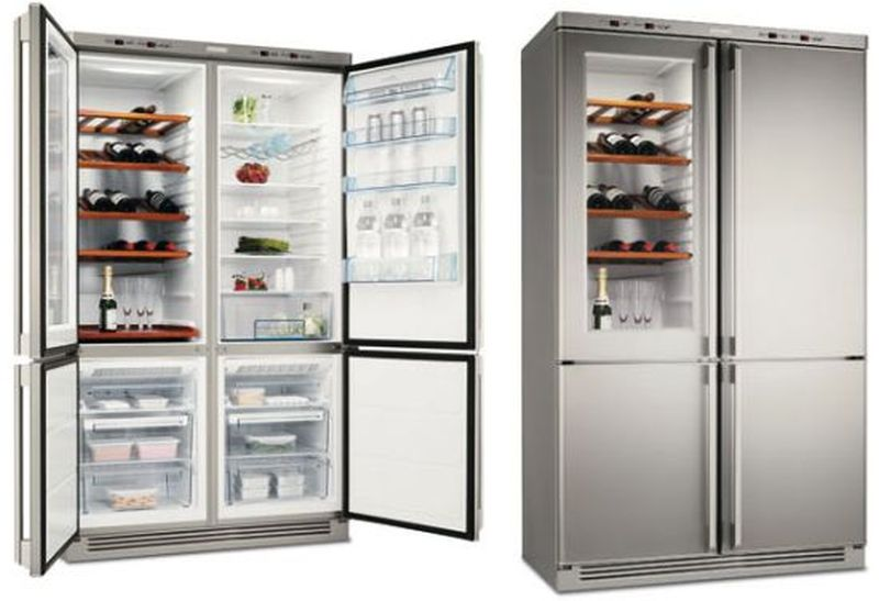 32-Bottle Wine Refrigerator Cellar Electronic Adjustable P45EC-b2