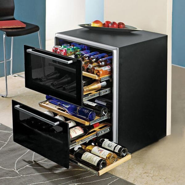 Matrix Wine & Beverage Cellar 2-Drawer