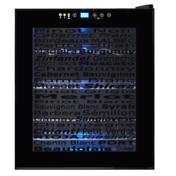 Wine Varietal Wine Refrigerator by Vinotemp