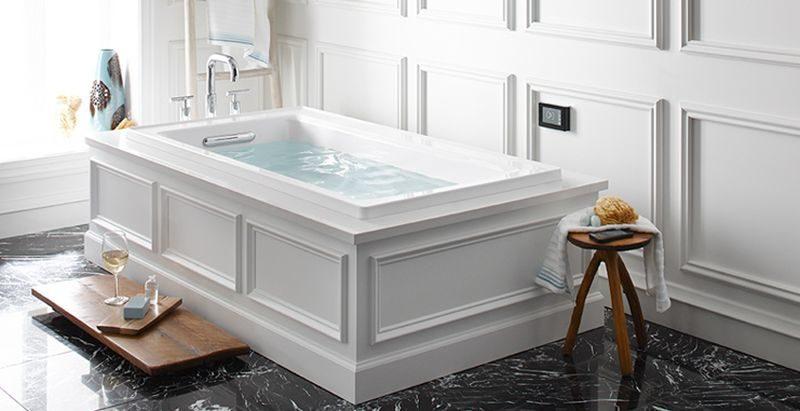 Kohler VibrAcoustic Bathtub
