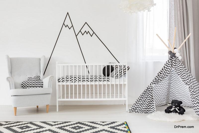 Baby nursery decorating ideas