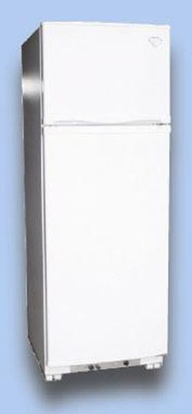 Crystal Cold 15cf Propane Freezer