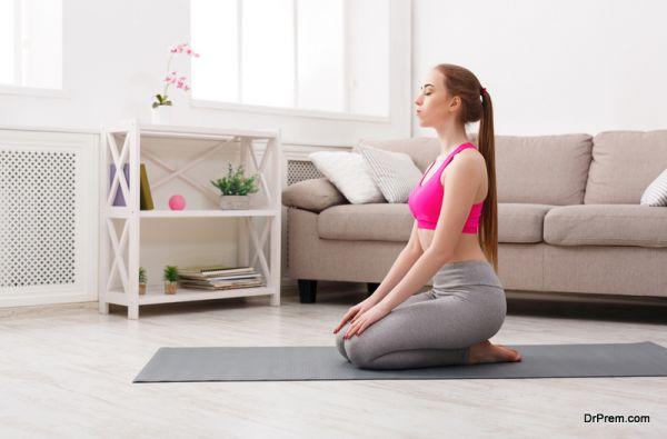 Create a meditation room