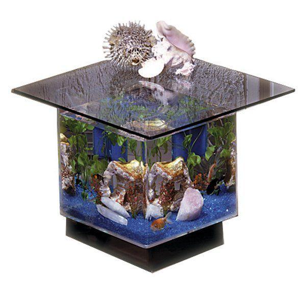 Aqua Table Aquariums