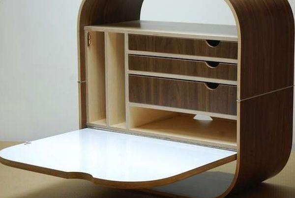 Vurv Design's Camille Wall Desk