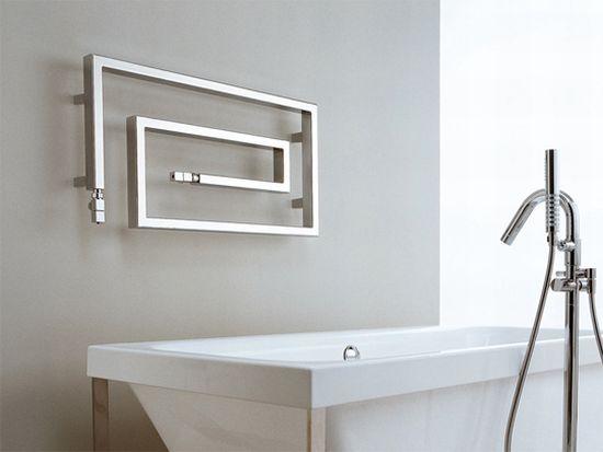 Elegant Home Paper Clip Radiators For Bathroom Or The