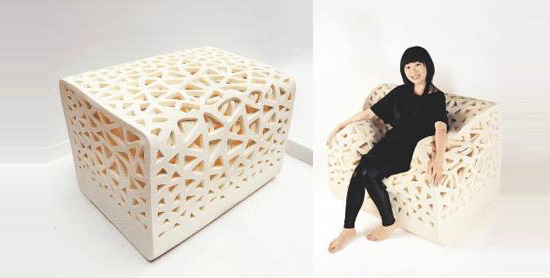 Imagine This Foam Cube In Your Living Room And You Asking Your Guests To  Take A Seat On! It Might Sound Weird But Once They Are Seated, Believe Me  They ...