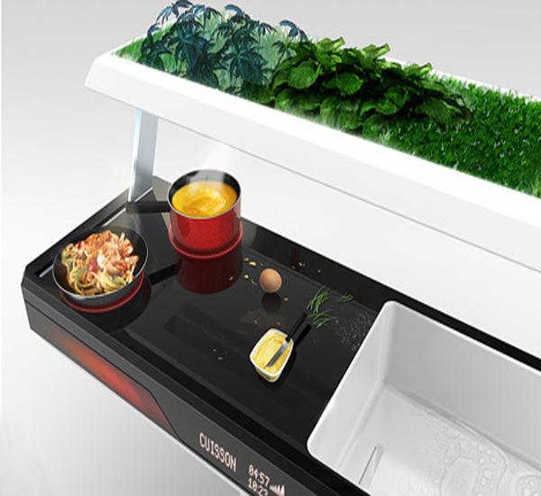 1. eco kitchen