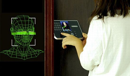 3d Facial Recognition System Ensures Complete Home
