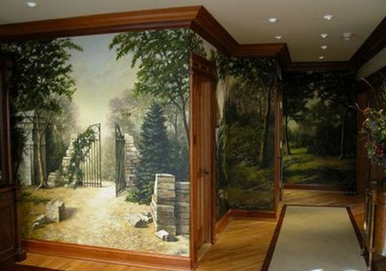 3d wall painting art2