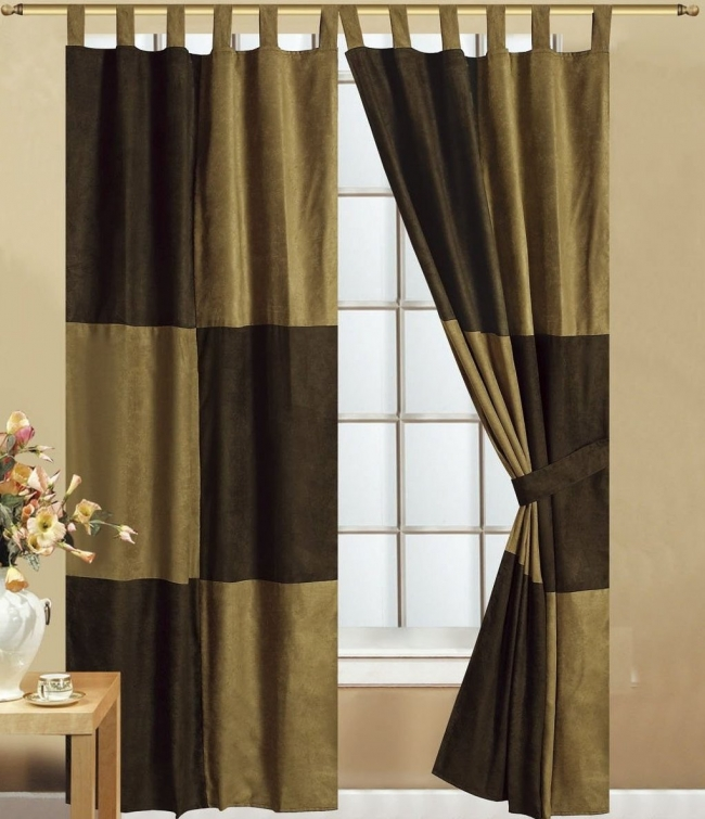 Modern curtains for your living room