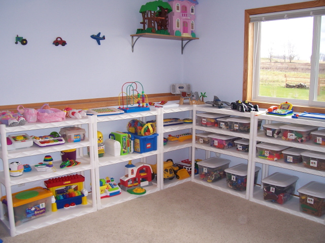 best playroom storage tips hometone