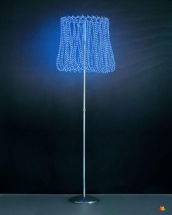 7 mardi gras lamp bluejpg