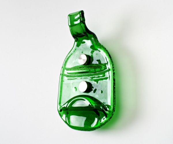 99 bottles coat hook