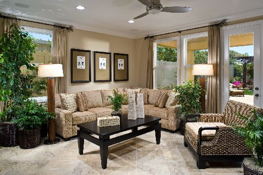 Great family room decorating ideas. Families usually gather together at the end of the day in the living room. Long weekend hours are spent lounging here ... & Great family room decorating ideas - Hometone - Home Automation and ...
