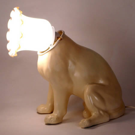 a96761 a482 lamp dog