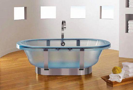 acrylic pedstal tub