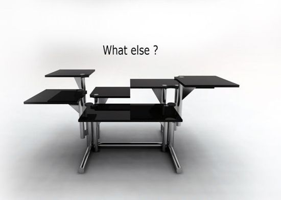 adjust table 1