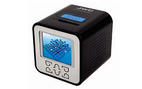 alarm clocks with built-in radio/MP3