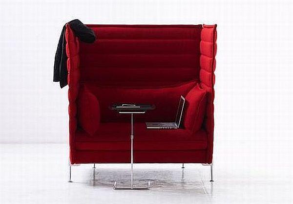 Alcove Series sofa
