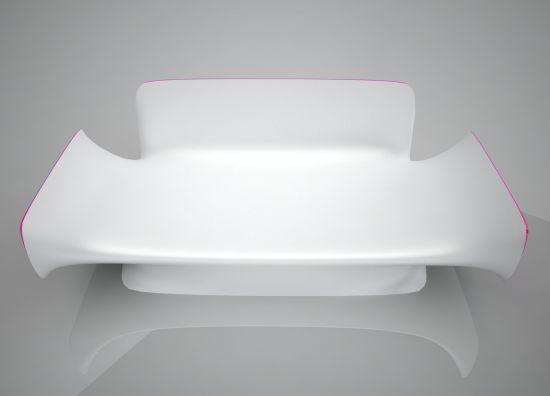 alien sofa