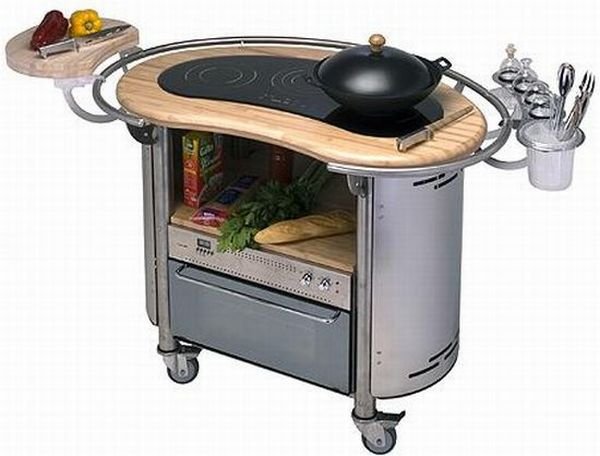 ALPINA mobile cooking stations