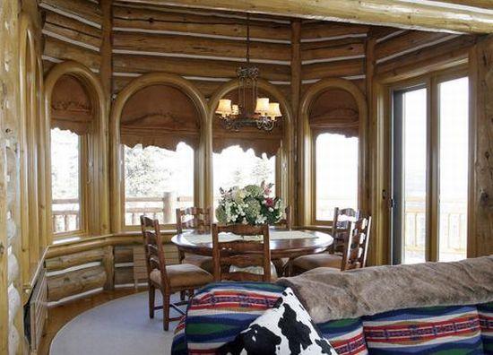 alpine log home6