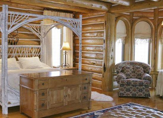 alpine log home7