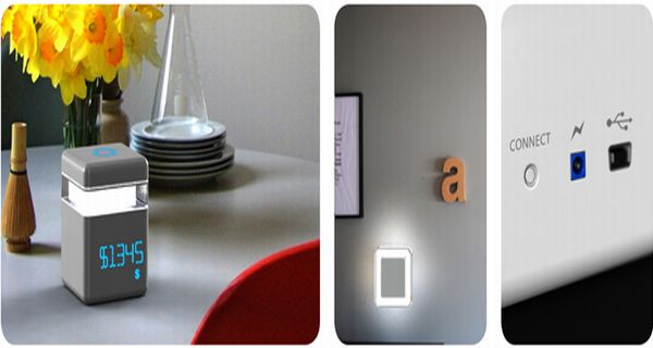 Ambient Energy Meter Concept
