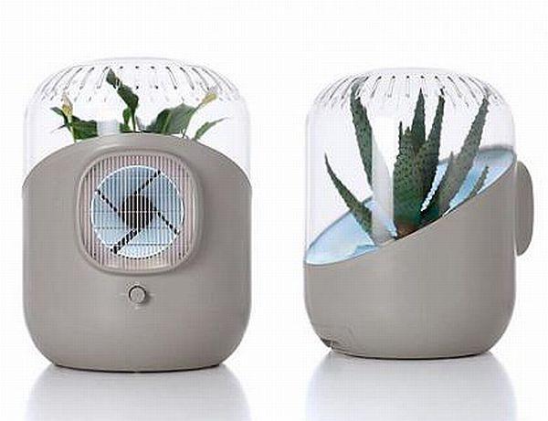 Andrea Air Purifier Concept