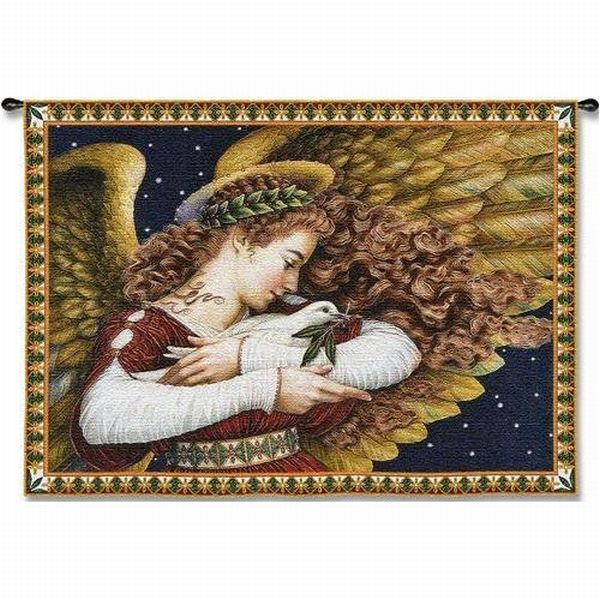 Angel & Dove Wall Hanging