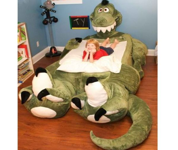 Animal Shaped Bed Designs from Incredibeds