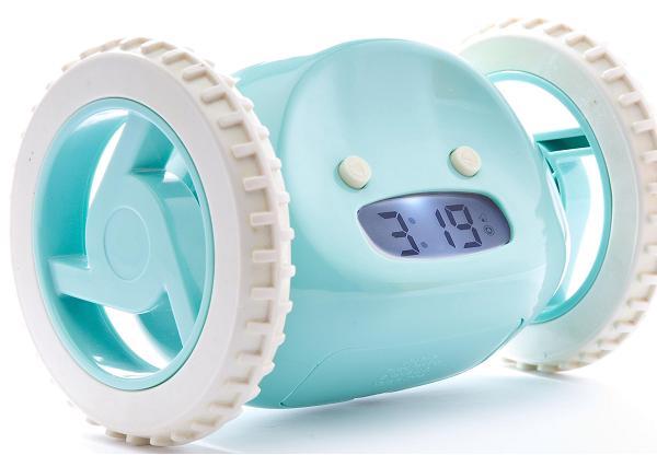Annoying alarm clocks
