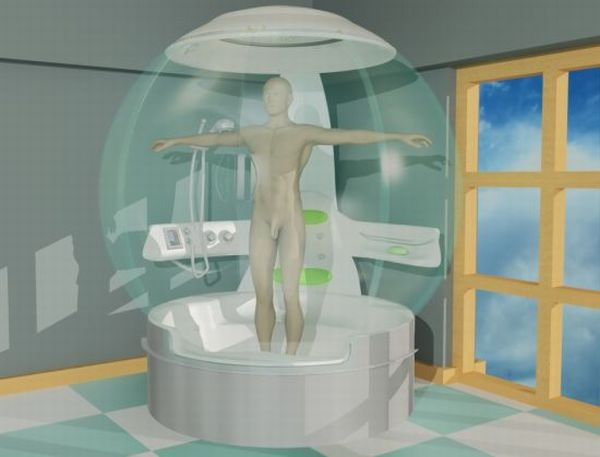 Interesting bathroom designs for crazy geeks hometone for Crazy bathroom designs