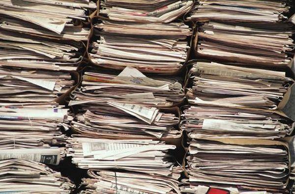 Arrange papers