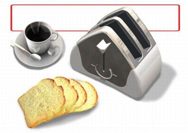 Arrow Toaster