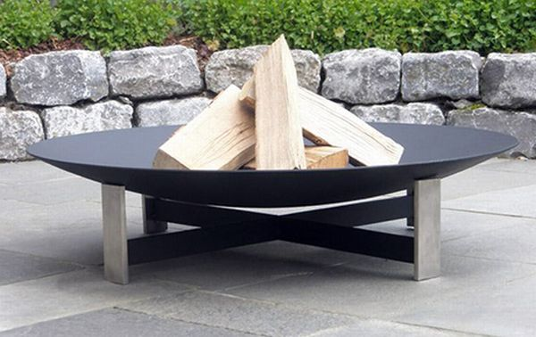 10 Trendy Outdoor Fire Pits For Your Terrace Or Garden Hometone Home Automation And Smart