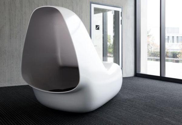 Artistic SleepBox chair