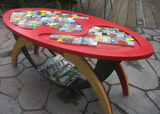 artofboard table
