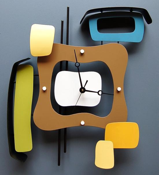 artwork 09 august mod clock