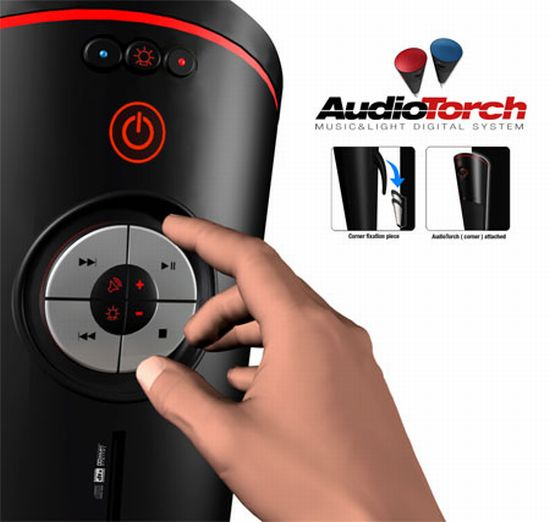 audio torch1 in