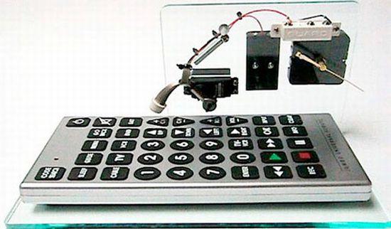 automatic remote control