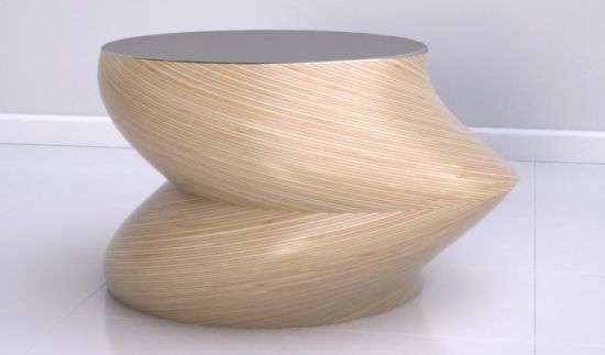 bamboo twist tables
