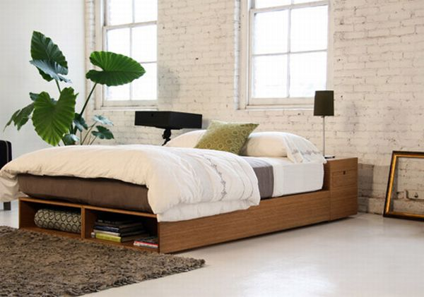 Bamboo Buden Bed
