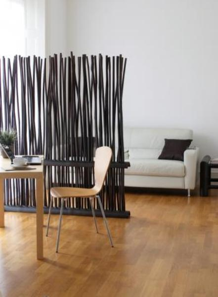 12 coolest room dividers hometone - Decorative room divider ideas ...