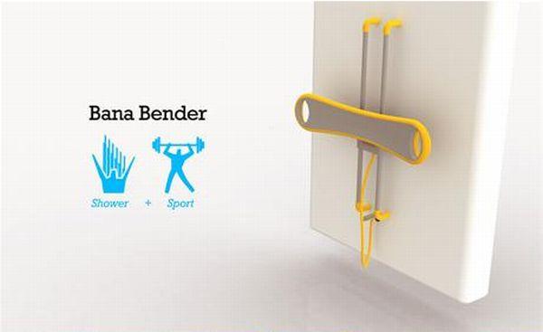 Bana Bender by  Hong ruei hong