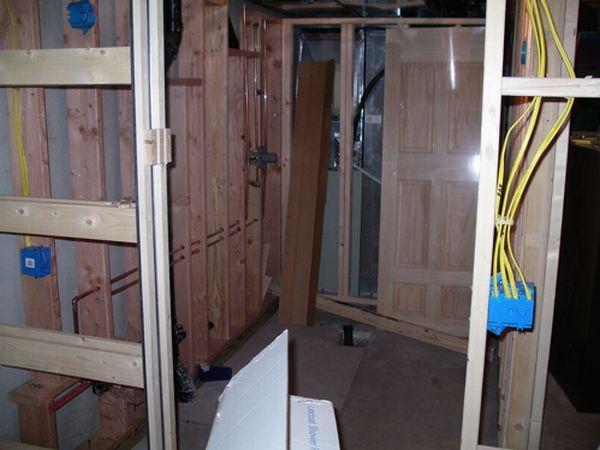 How To Build A Basement Bathroom Hometone