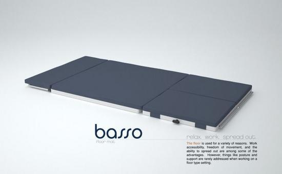 basso floor mat1