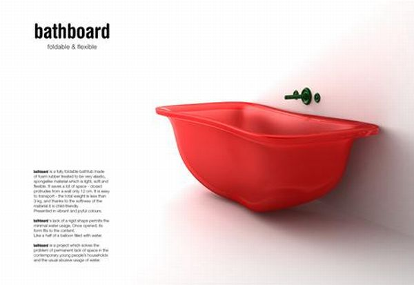 Bathboard  by Sylwia Ulicka Rivera