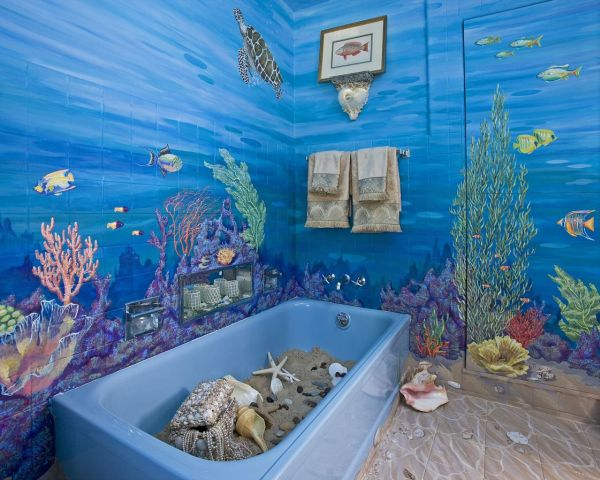 Top 10 water themed decor; an ultimate remedy for comfort and ...